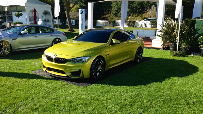 The BMW M4 Looks Amazing