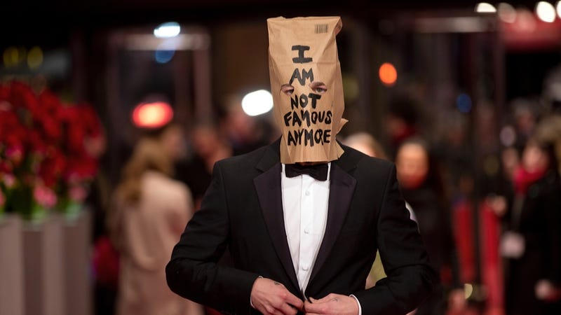 This Is Who Shia LaBeouf Is Now -- Nobody