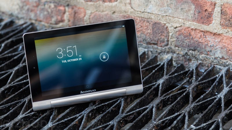 An Android Tablet with a Kickstand? Sure, Why Not