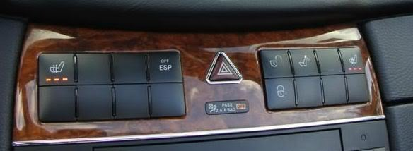 """Show Me: The Most """"Blank"""" Buttons Ever Placed On A Car's Dash"""