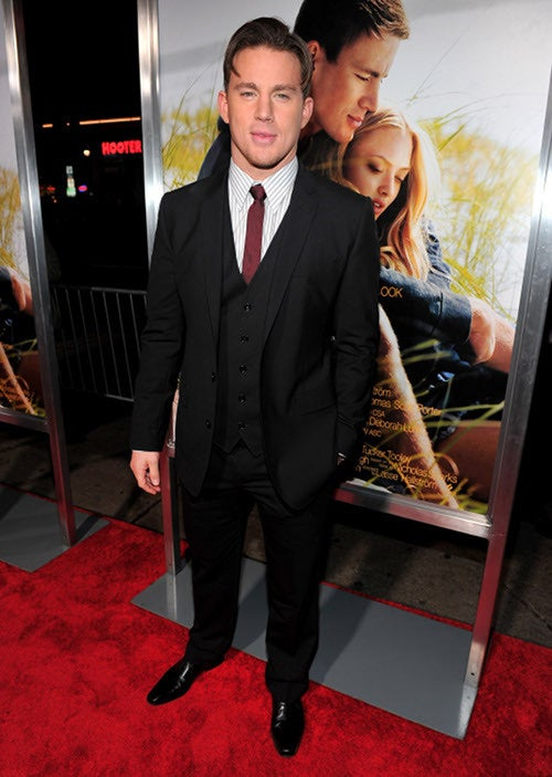 Dear John Premiere Is A Tearjerker