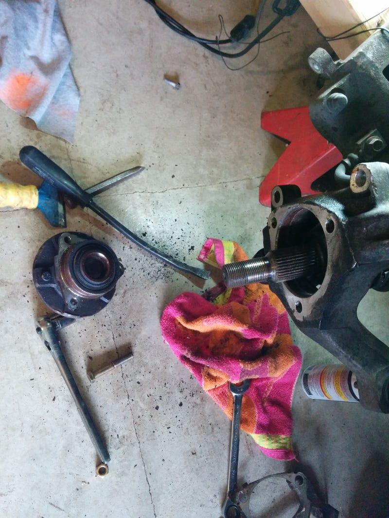 hub bearing 1 me 1