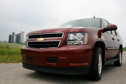 2008 Chevy Tahoe Hybrid, Part One