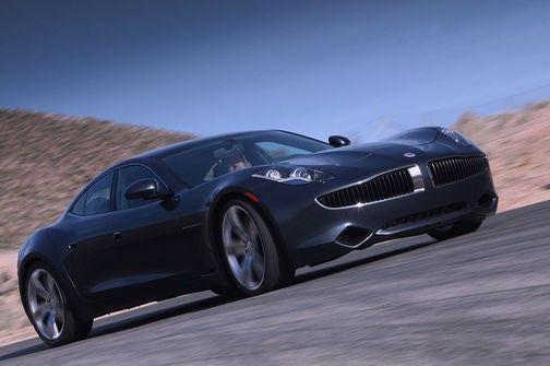 Fisker Karma To Make Powered Debut At Monterey Historics
