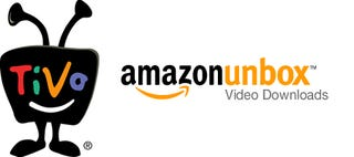 Amazon Unbox Now Directly on TiVo, No PC Required
