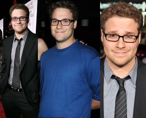 Time For Some Completely Gratuitous Photos Of A Hot, Slimmed-Down Seth Rogen