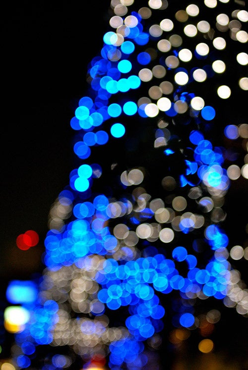 Shooting Challenge: Christmas Lights