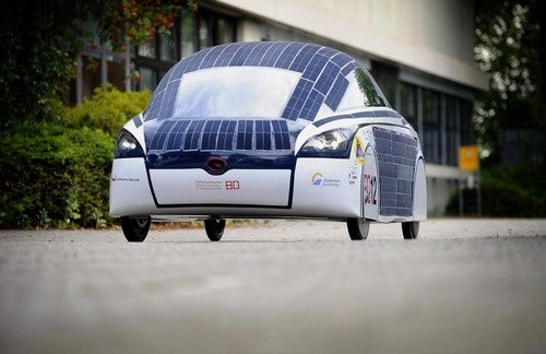 BOcruiser Knows Solar Power, Set For 1,800 Mile Road Race