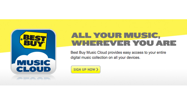 Best Buy Is Joining the Cloud Music Party