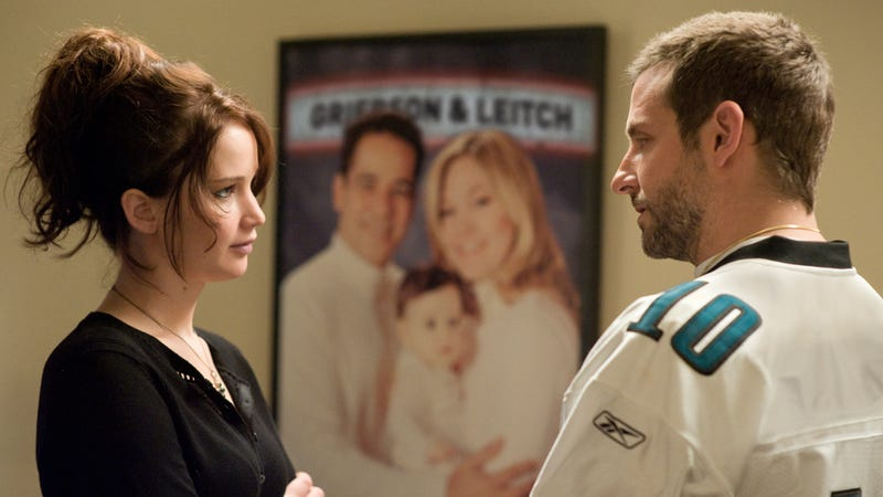 Vincible. Silver Linings Playbook, Reviewed.