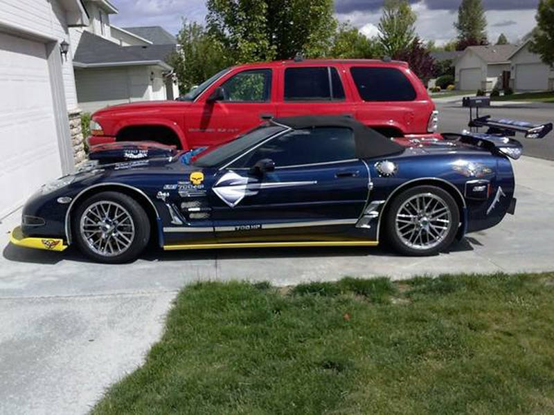 This Craigslist Corvette Is A Tragic Monster