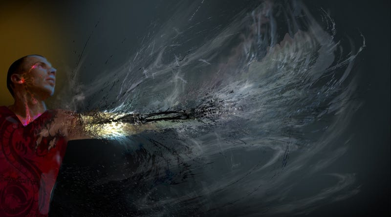 The Darkest Hour concept art