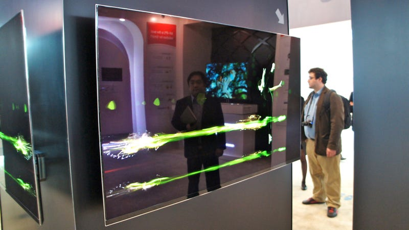 LG Joins March of The OLED TV