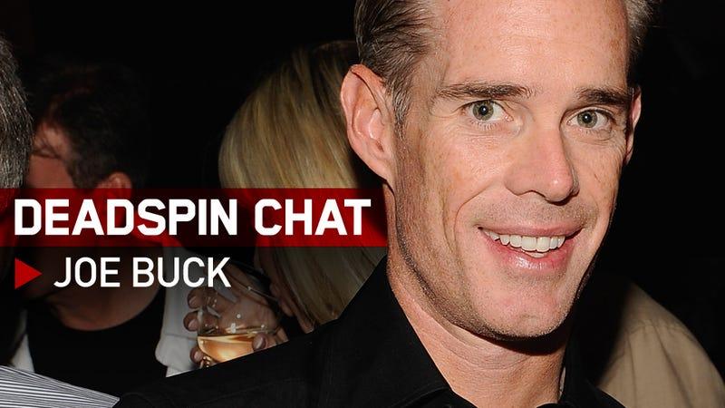 Ask Joe Buck Whatever Your Despicable Heart Desires