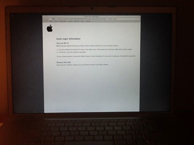 "Mac OS X Lion Apes Chrome OS After Recent ""Restart to Safari"" Mode"
