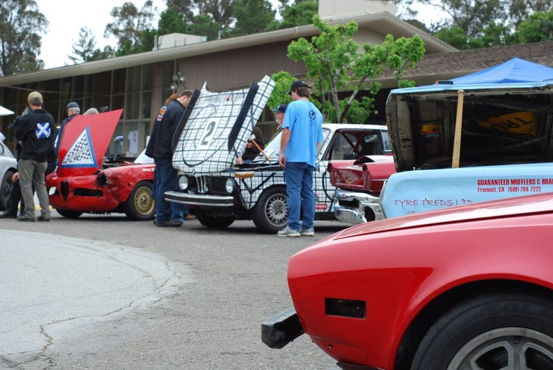 Someone's Gonna Get Fired: LeMons Cars Invited To Hillsborough Concours d'Elegance