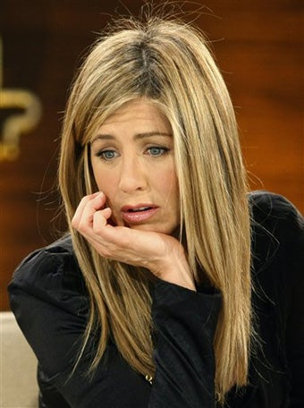 Jen Aniston's Cougar Flick; Assault Report Filed Against Mel Gibson