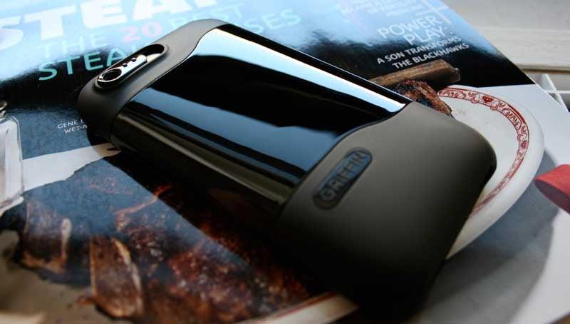 Lightning Review: Griffin Clarifi iPhone Case