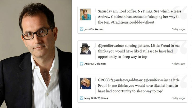 New York Times Suspends Freelancer For Insulting Someone on Twitter