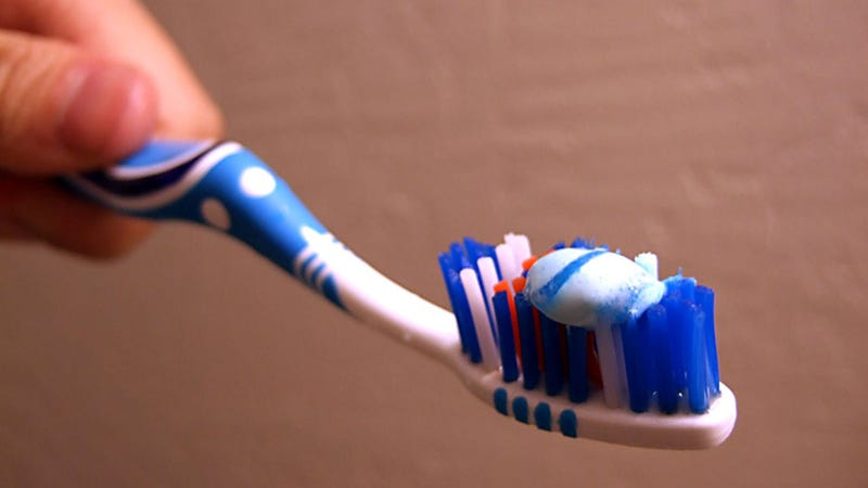 Purchase Children's Toothpaste Instead of Travel-Sized Tubes to Save Money