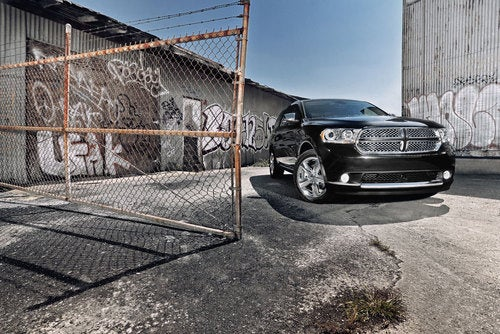 2011 Dodge Durango: Exterior Photos