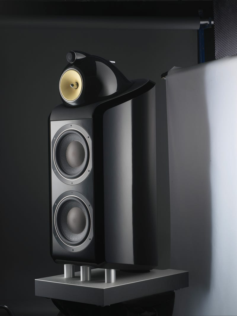 Bowers & Wilkins 800 Series Speakers Look Great and Sound... Expensive