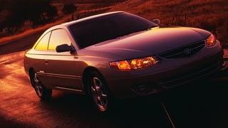 The Toyota Solara Was A Car That Did Exist