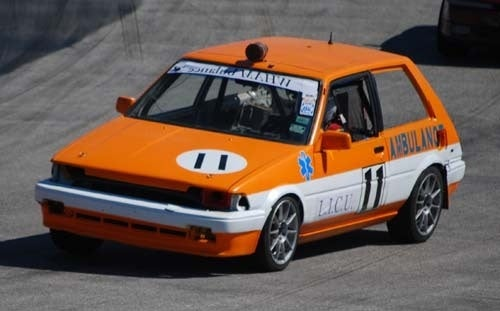 Three Hours In, SCHWING Corolla FX16 Leads!
