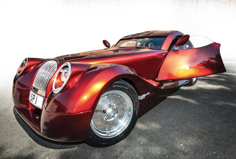 The Morgan SP1 looks awful.