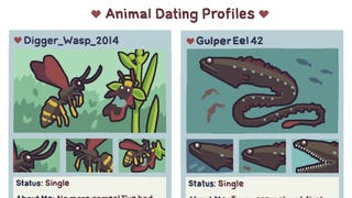 Animal Dating Profiles Are Unexpectedly Adorable