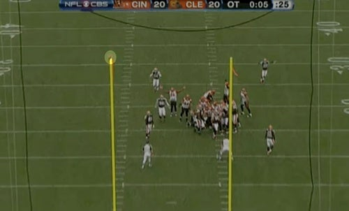 Was This A Missed Field Goal?