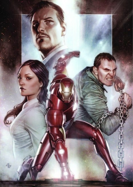 Marvel's Extremis Motion Comic Exposes Iron Man 2's Storyline