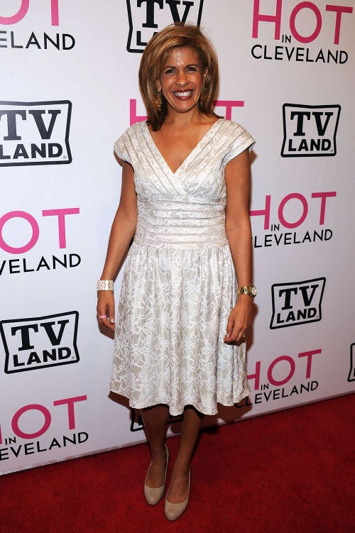 Hot in Cleveland's Red Carpet Was Nowhere Near Cleveland