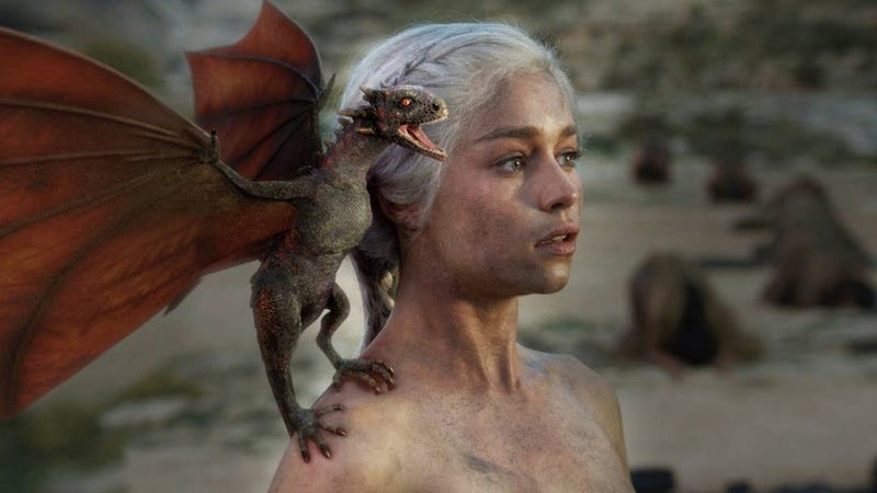 Emilia Clarke Isn't Leaving Game of Thrones, So You Can All Calm Down