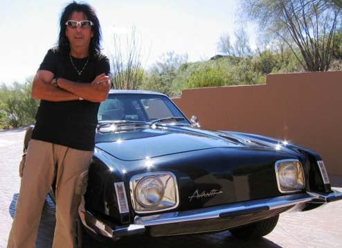 Are You Worthy Of Alice Cooper's Studebaker Avanti?
