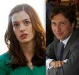 When Will Anne Hathaway Dump Her Loser Boyfriend?