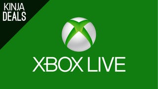 Re-Up Your Xbox Live Account for $36