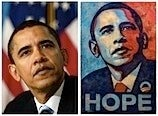 Obama Photographer Owes Art Gig To Shepard Fairey