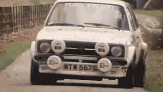 This Vintage Rally Video Will Make You Appreciate Your Modern Car