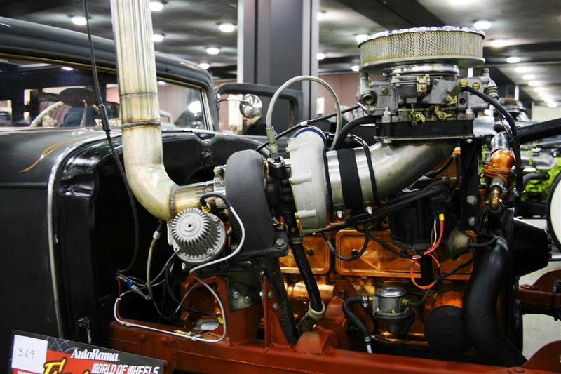Voodoo Curse: 40-Year-Old Inline-Six Gets A T3 Turbo