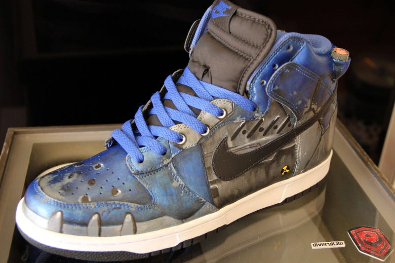 Why Wear One Pair of StarCraft Sneakers When You Can Rock Three?