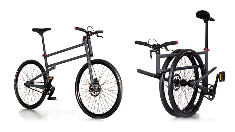 A Full-Size Folding Bike That's a Joy to Transport