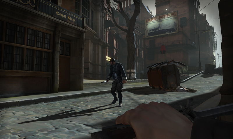 Dishonored is a Somethingpunk Shooter for Everyone. That Could Be the Problem.