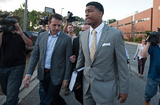 Jameis Winston Is Not A Victim