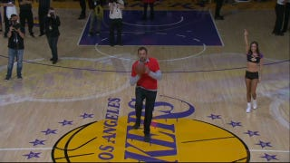 Vlade Divac Half-Court Shot Is Lakers' Top Highlight Of The Season