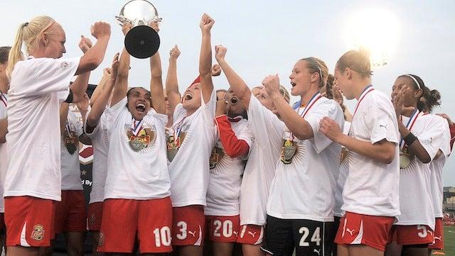 Women's Professional Soccer Escapes Extinction