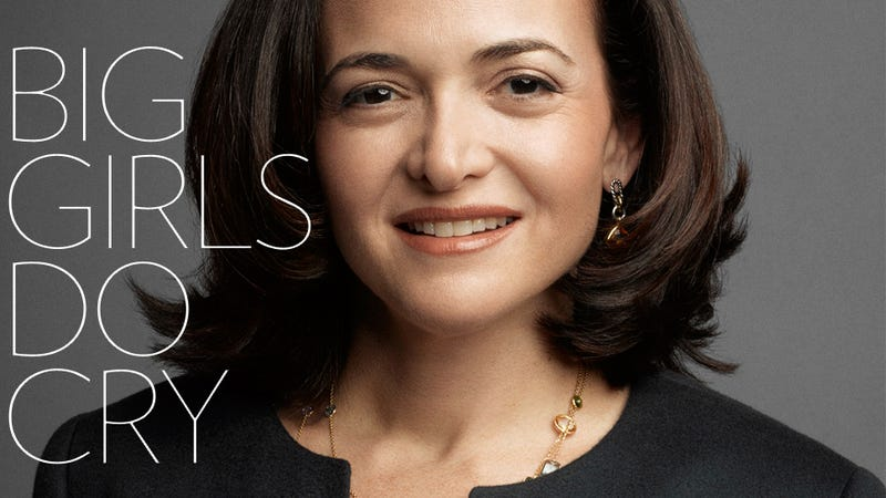 Sheryl Sandberg on Why It's OK to Cry at Work