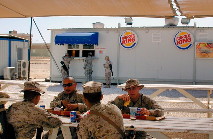 Burger King Is Withdrawing from Iraq, Too