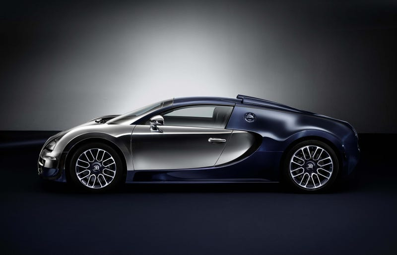 The Final 'Legends' Bugatti Veyron Is Simply Stunning
