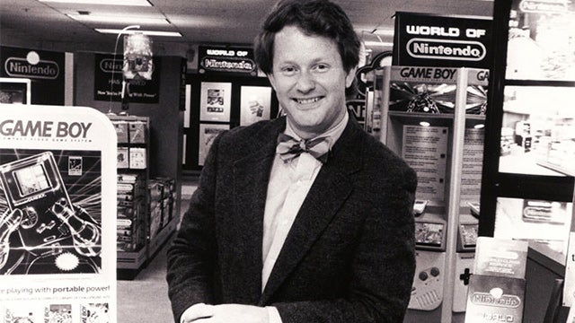 One Man's Journey From Warehouse Worker to Nintendo Legend